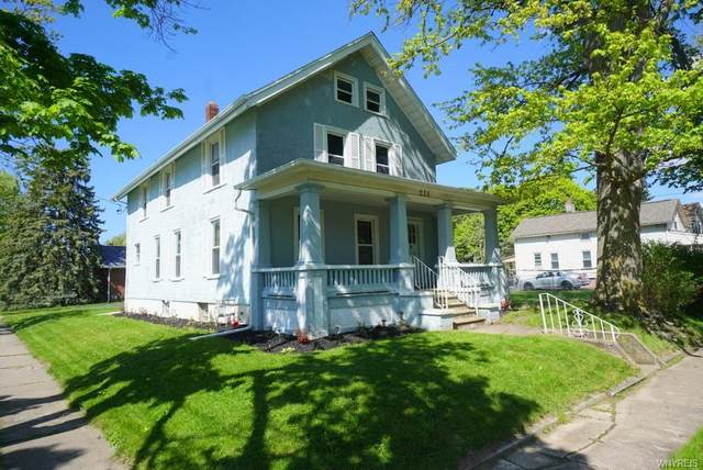 235 Washington Street, Lockport-City, NY 14094 (MLS #B1336966) :: 716 Realty Group