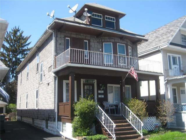 208 Stevenson Street, Buffalo, NY 14210 (MLS #B1336970) :: 716 Realty Group