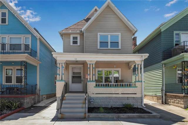 92 10th Street, Buffalo, NY 14201 (MLS #B1337011) :: 716 Realty Group