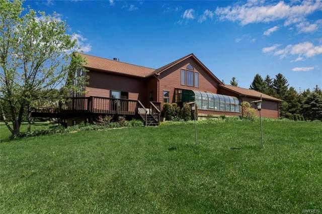 8444 Abbott Hill Road, Concord, NY 14025 (MLS #B1337049) :: BridgeView Real Estate