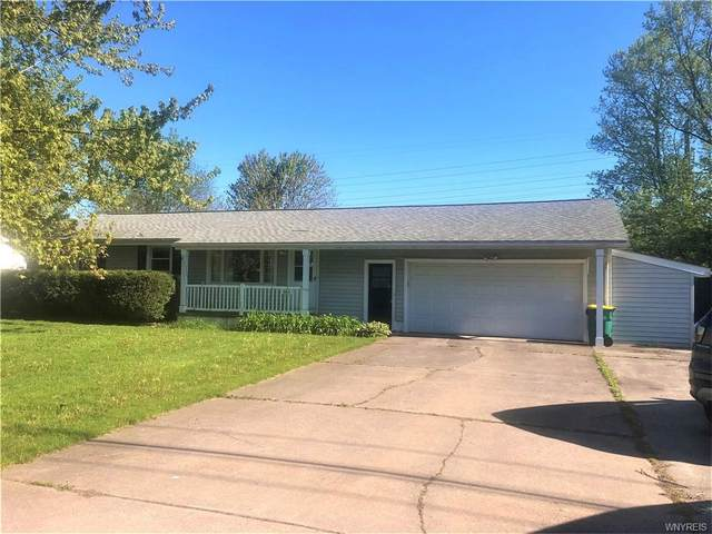 6415 Sherman Drive, Lockport-Town, NY 14094 (MLS #B1337060) :: 716 Realty Group