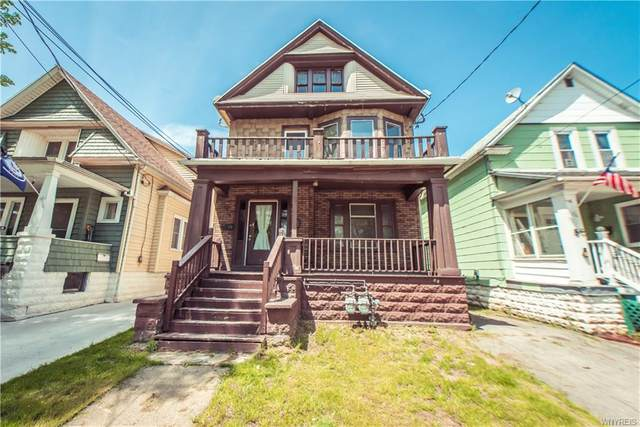 54 Norman Avenue, Buffalo, NY 14210 (MLS #B1337091) :: BridgeView Real Estate Services