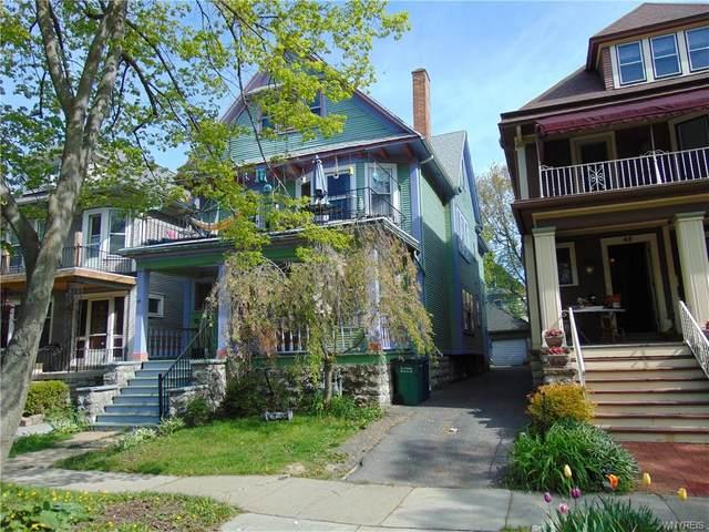 45 Saint James Pl, Buffalo, NY 14222 (MLS #B1337276) :: BridgeView Real Estate Services
