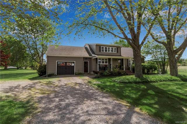 6047 Cole Road, Orchard Park, NY 14127 (MLS #B1337323) :: BridgeView Real Estate Services