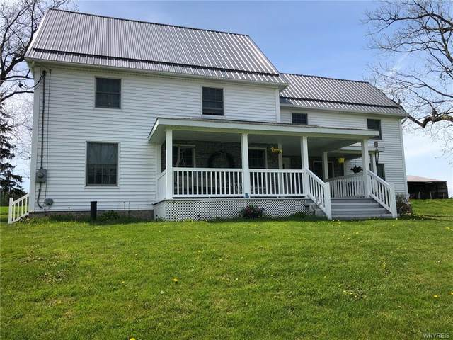 2312 Smith Road, Perry, NY 14530 (MLS #B1337345) :: Robert PiazzaPalotto Sold Team