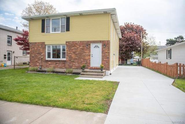 55 S Ogden Street, Buffalo, NY 14210 (MLS #B1337356) :: BridgeView Real Estate Services