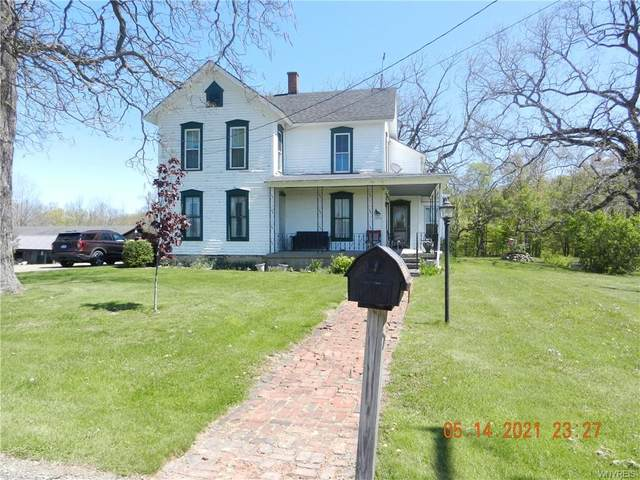 1690 Pontiac Road, Evans, NY 14006 (MLS #B1337376) :: BridgeView Real Estate Services