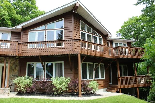 6625 Thistle Road, Ellicottville, NY 14731 (MLS #B1339010) :: Lore Real Estate Services