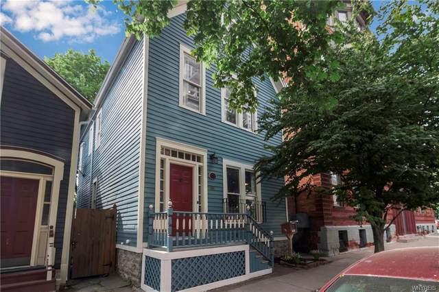 80 Mariner Street, Buffalo, NY 14201 (MLS #B1339069) :: BridgeView Real Estate Services