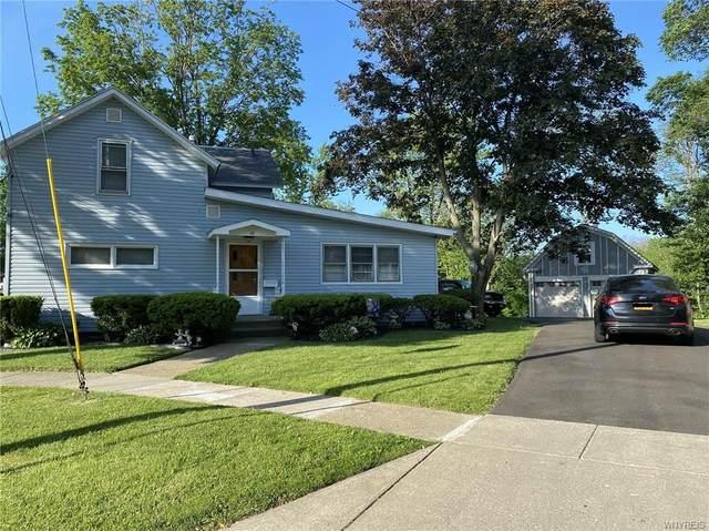 18 Summer Street, Pomfret, NY 14063 (MLS #B1339526) :: BridgeView Real Estate Services