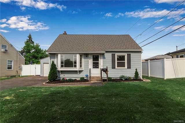 80 Barrymore Road, Cheektowaga, NY 14225 (MLS #B1339673) :: Serota Real Estate LLC