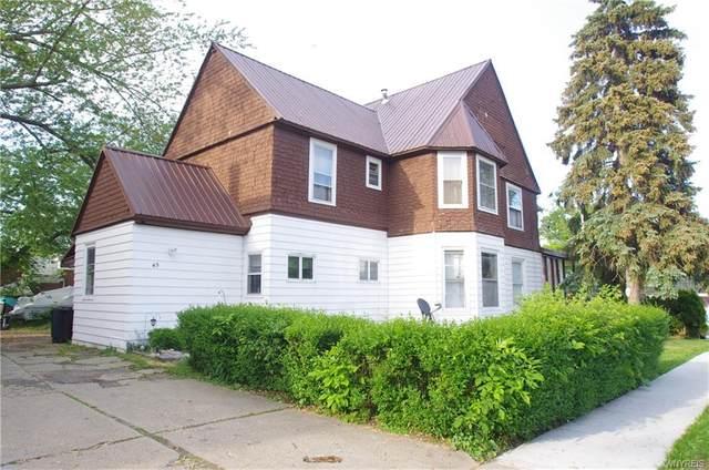 45 Center Street, Evans, NY 14006 (MLS #B1339845) :: BridgeView Real Estate Services
