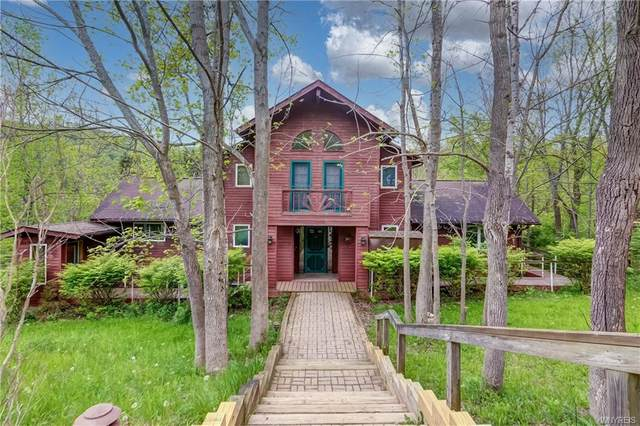 6847 Springs Road, Ellicottville, NY 14731 (MLS #B1340156) :: Lore Real Estate Services