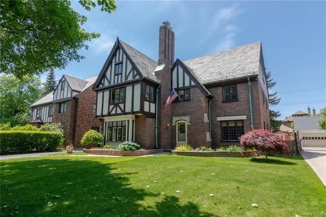 22 Penhurst Park, Buffalo, NY 14222 (MLS #B1340361) :: TLC Real Estate LLC