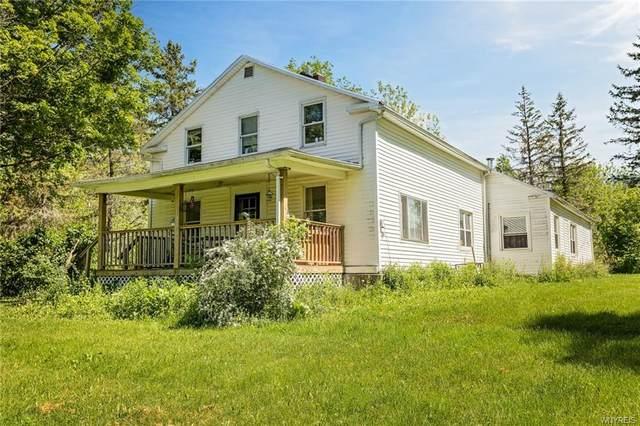 2880 Pike Road, Alexander, NY 14020 (MLS #B1340380) :: BridgeView Real Estate