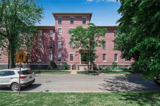 125  #2I Edward Street, Buffalo, NY 14201 (MLS #B1340996) :: 716 Realty Group