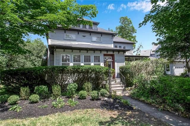2 Suffield Avenue, Lancaster, NY 14043 (MLS #B1341029) :: Robert PiazzaPalotto Sold Team