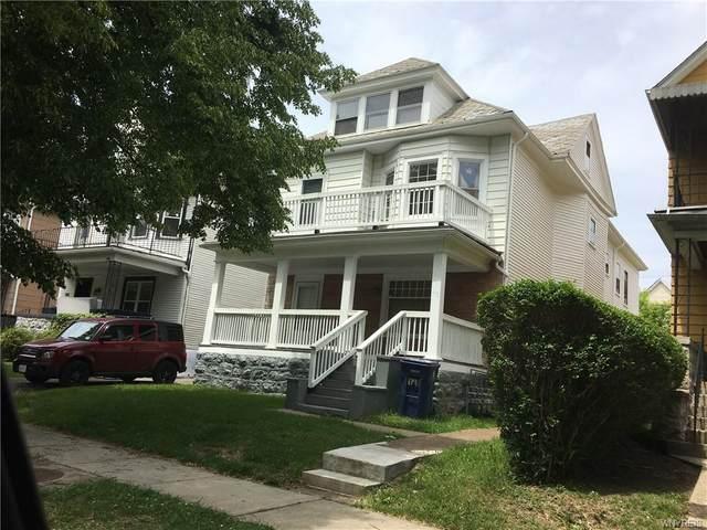 148 Blaine Avenue, Buffalo, NY 14208 (MLS #B1341119) :: 716 Realty Group