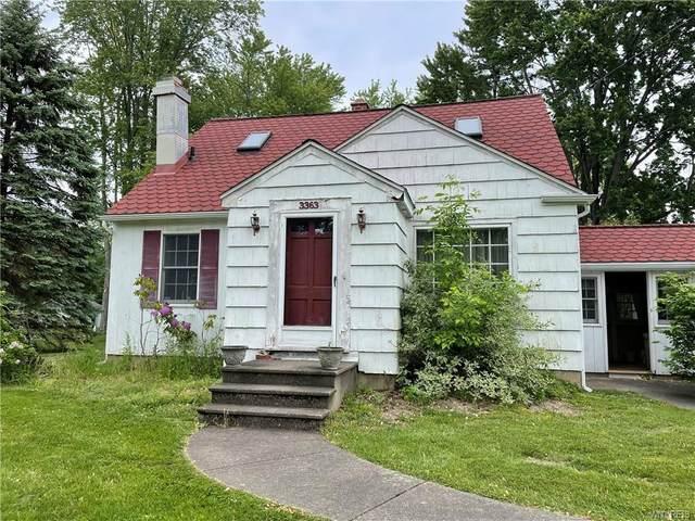 3363 Stony Point Road, Grand Island, NY 14072 (MLS #B1341203) :: 716 Realty Group