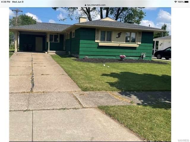 109 Roxley Place, Tonawanda-Town, NY 14150 (MLS #B1341522) :: 716 Realty Group