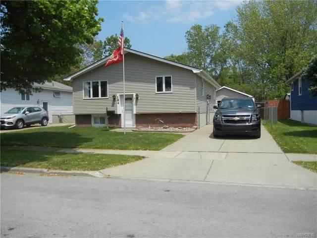 184 Maryknoll Drive, Lackawanna, NY 14218 (MLS #B1341604) :: TLC Real Estate LLC