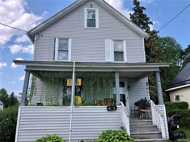 25 Allen Street, Warsaw, NY 14569 (MLS #B1341647) :: TLC Real Estate LLC