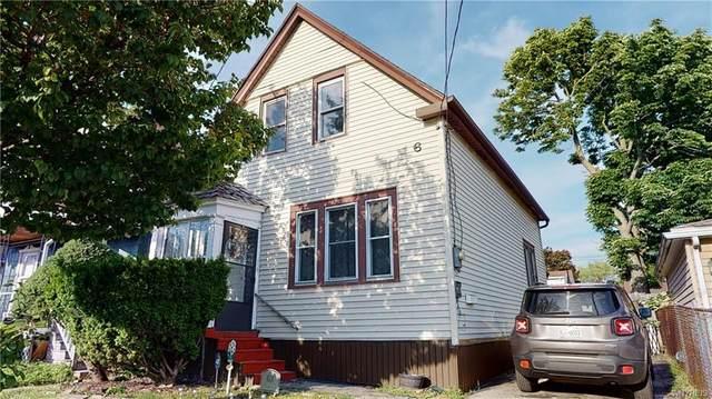 63 Barnard Street, Buffalo, NY 14206 (MLS #B1342090) :: BridgeView Real Estate Services