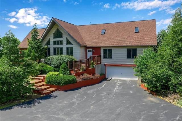 6424 Hake Road, Newstead, NY 14001 (MLS #B1342224) :: BridgeView Real Estate Services