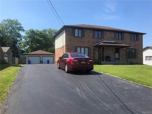 1471 East And West Road, West Seneca, NY 14224 (MLS #B1342440) :: 716 Realty Group