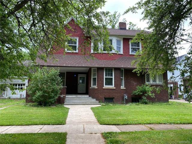 506 Washington Street, Olean-City, NY 14760 (MLS #B1342548) :: Robert PiazzaPalotto Sold Team