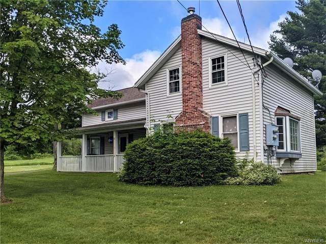 6296 Maple Hill Road, Wales, NY 14139 (MLS #B1342583) :: Serota Real Estate LLC