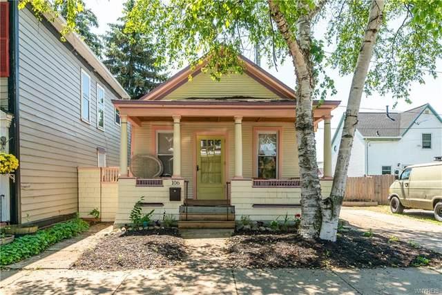 106 Trinity Place, Buffalo, NY 14201 (MLS #B1342601) :: BridgeView Real Estate Services