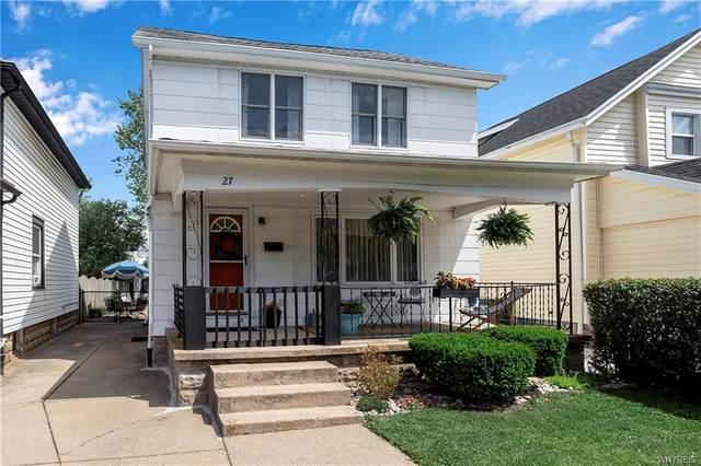 27 Dakota Street, Buffalo, NY 14216 (MLS #B1342909) :: 716 Realty Group
