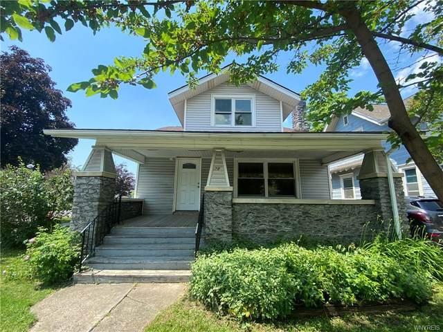 78 Fairchild Place, Buffalo, NY 14216 (MLS #B1343023) :: 716 Realty Group