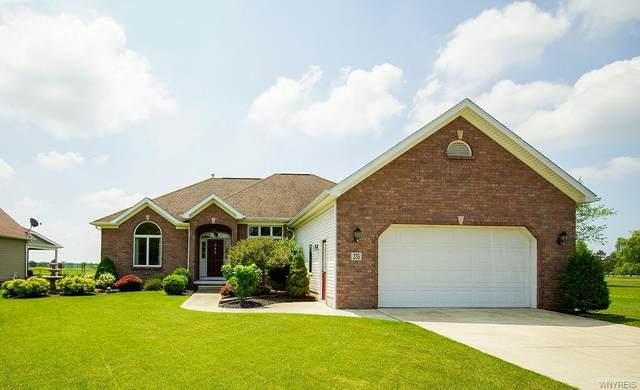 235 Pleasant View Drive, Lancaster, NY 14086 (MLS #B1343304) :: 716 Realty Group