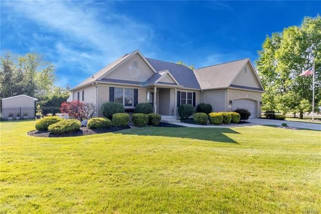 2 Nicholas Lane, Lancaster, NY 14086 (MLS #B1343334) :: BridgeView Real Estate Services