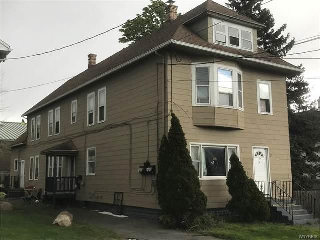 42 Center Street, Lackawanna, NY 14218 (MLS #B1343371) :: TLC Real Estate LLC
