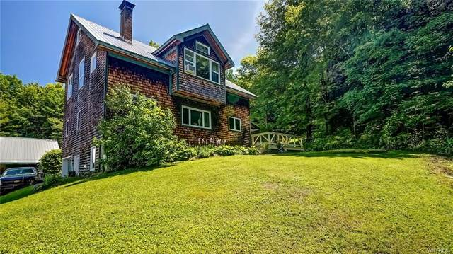 5110 Whig Street, Little Valley, NY 14779 (MLS #B1343445) :: Robert PiazzaPalotto Sold Team