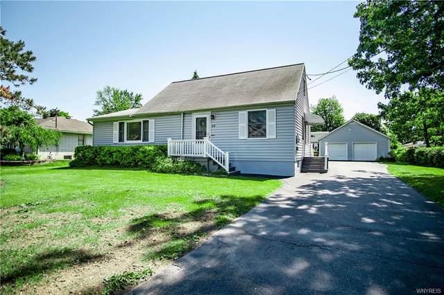 43 Homewood Avenue, Cheektowaga, NY 14227 (MLS #B1343556) :: 716 Realty Group