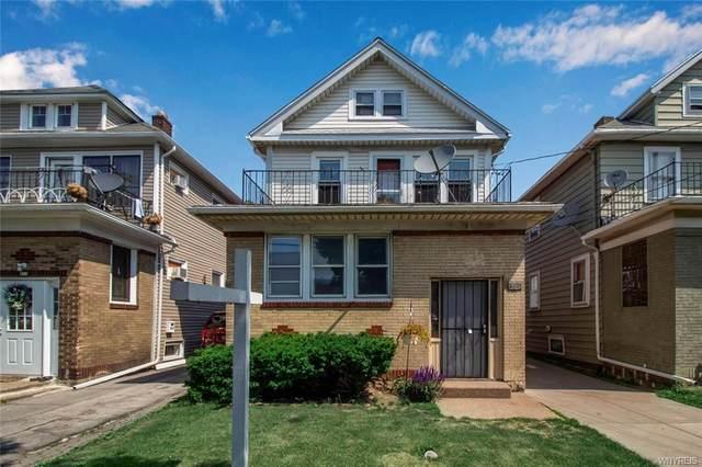 509 Hinman Avenue, Buffalo, NY 14216 (MLS #B1343568) :: 716 Realty Group