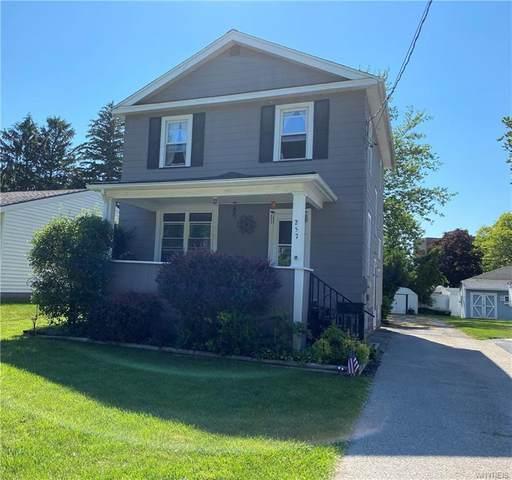 257 Ross Street, Batavia-City, NY 14020 (MLS #B1343606) :: 716 Realty Group