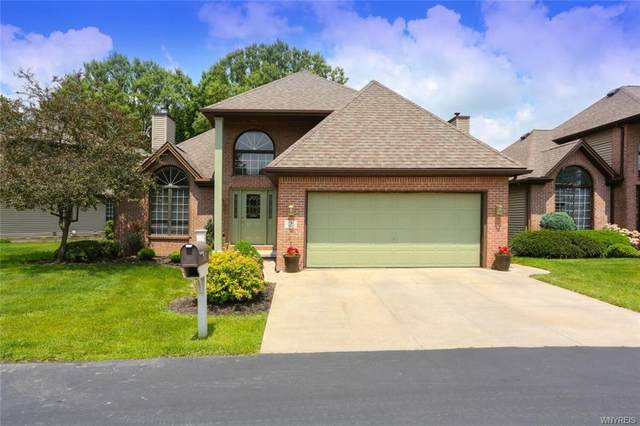 2 Ashby Court, Clarence, NY 14221 (MLS #B1343615) :: 716 Realty Group
