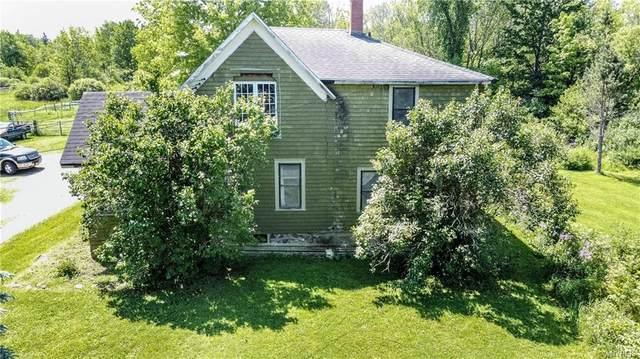 1467 Blakeley Road, Aurora, NY 14052 (MLS #B1343718) :: BridgeView Real Estate Services