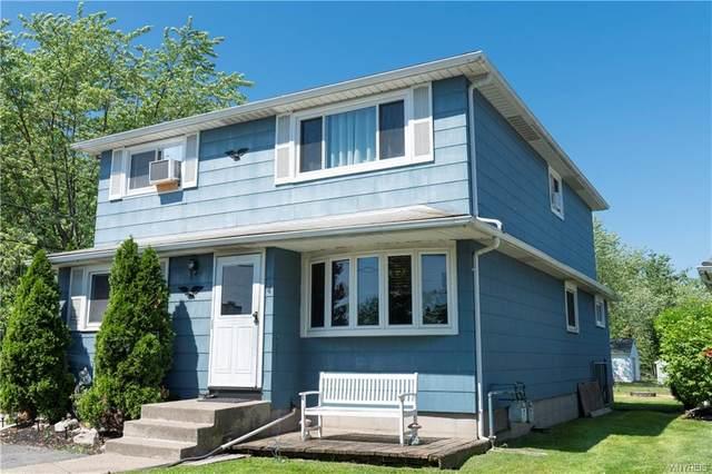 4 Stanislaus Avenue, Cheektowaga, NY 14225 (MLS #B1343737) :: 716 Realty Group