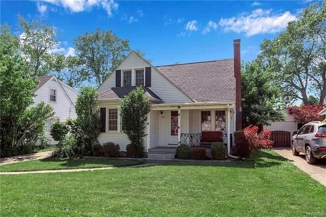 244 Woodridge Avenue, Cheektowaga, NY 14225 (MLS #B1343762) :: 716 Realty Group