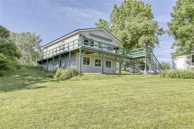 6963 Horn Hill Road, Ellicottville, NY 14731 (MLS #B1343773) :: TLC Real Estate LLC