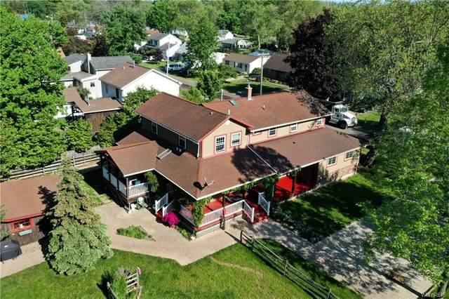 3998 Lincoln Avenue, Hamburg, NY 14075 (MLS #B1343786) :: BridgeView Real Estate Services