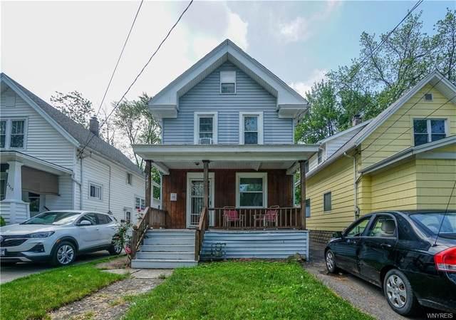 2437 Cleveland Avenue, Niagara Falls, NY 14305 (MLS #B1343815) :: BridgeView Real Estate Services