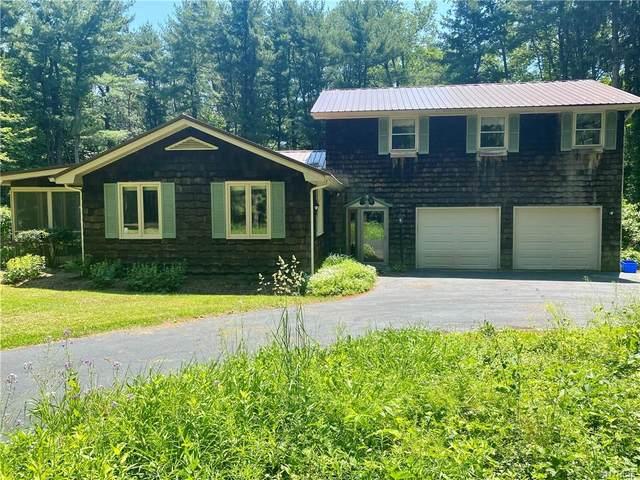 856 Porterville Road, Aurora, NY 14052 (MLS #B1343851) :: BridgeView Real Estate Services