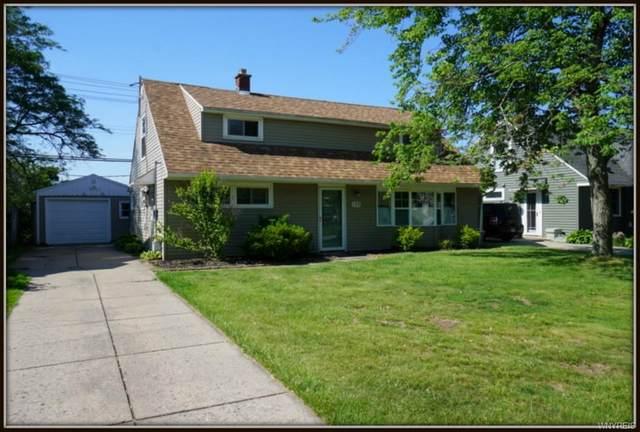 153 E Monmouth Ave Avenue, Tonawanda-Town, NY 14150 (MLS #B1343873) :: 716 Realty Group